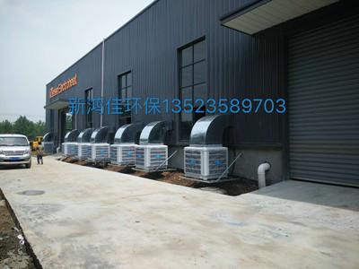 郑州瑞升新材料有限公司--冷风机 负压风机