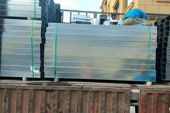 铝合金电缆桥架的发展