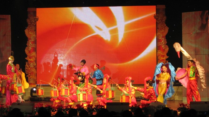 安康市2011年春节电视晚会