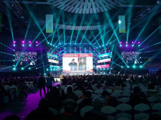 2019年12月26日第二届中国法治春晚