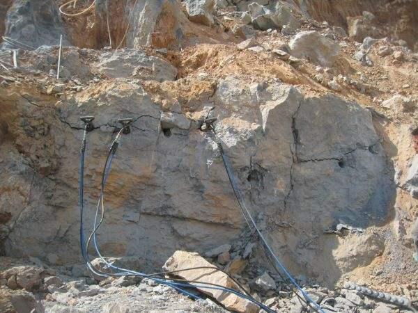 土石方爆破工程图片展示