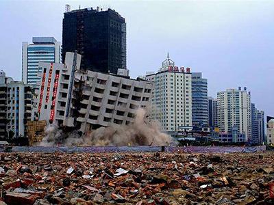 宁夏挡土墙切割拆除专业施工! 宁夏混凝土基础切割拆除方法施工!