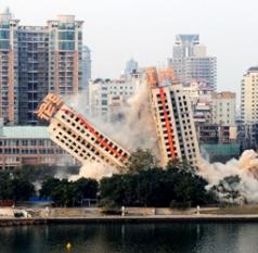 拆除爆破公司解释定向爆破为什么不影响周围建筑?