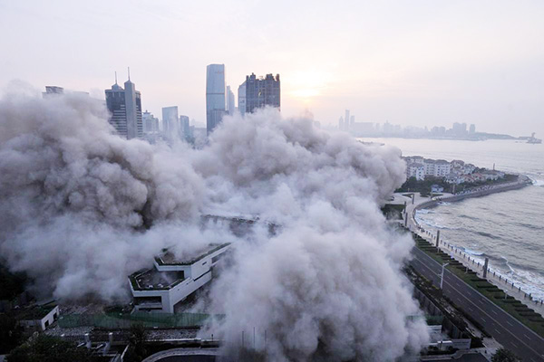 工程爆破公司对施工方案该如何编制?