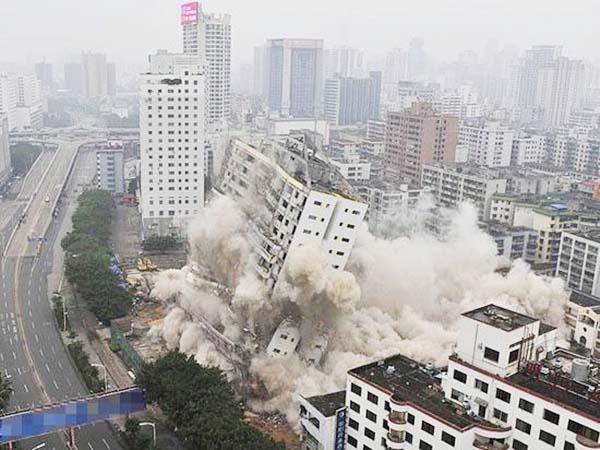 工程爆破公司讲解影响爆破效果的因素
