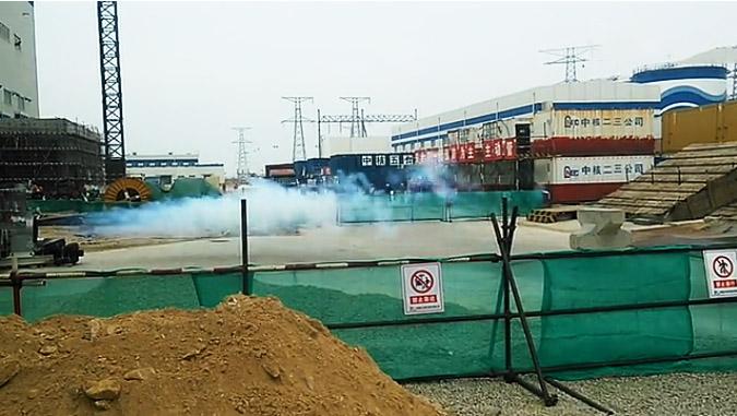 东平开元关于爆破吹扫的准备工作及施工要求
