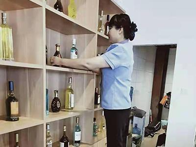 保洁服务工作图片展示