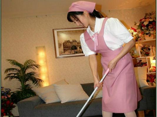 家政保洁工作图片展示