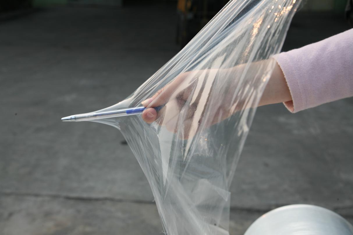 教你怎样区分拉伸缠绕膜的质量好与坏?