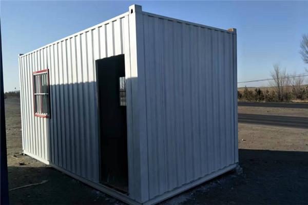 鄂尔多斯集装箱房安装