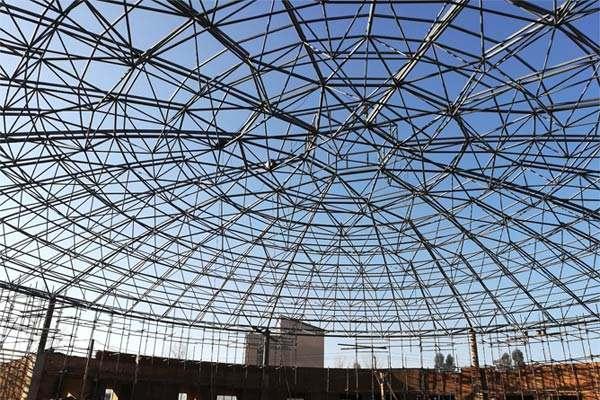 鄂尔多斯钢结构球形网架厂家