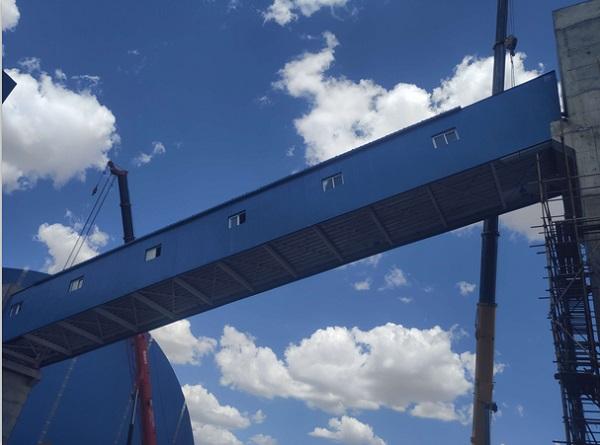 鄂尔多斯煤矿栈桥