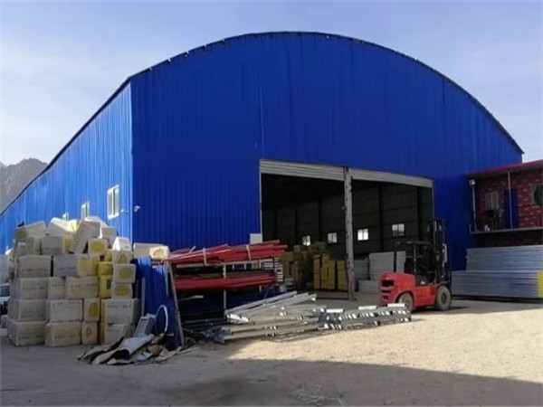 彩钢钢结构生产厂家