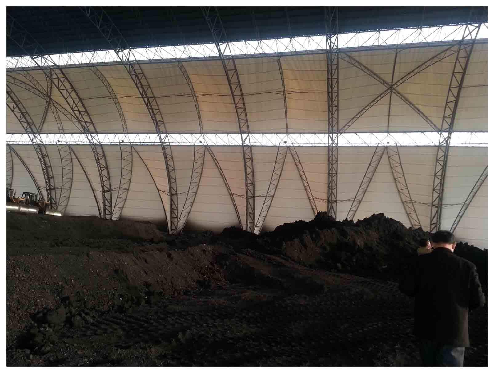 鄂尔多斯煤棚