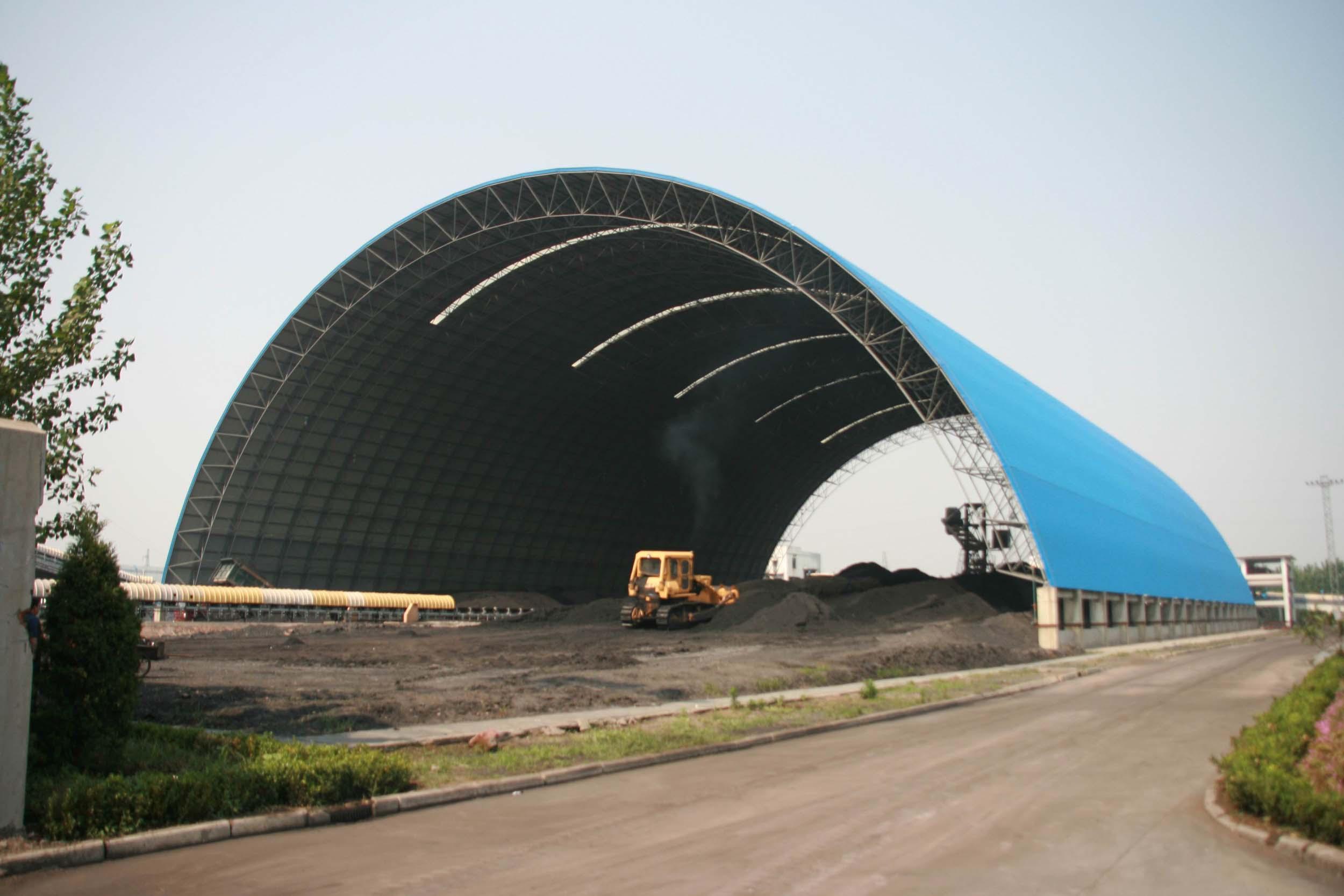 储煤场煤棚空间气体检测解决方案