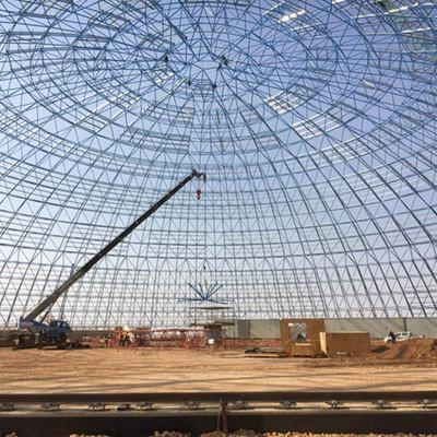 怎样有效防止网架钢结构焊接变形