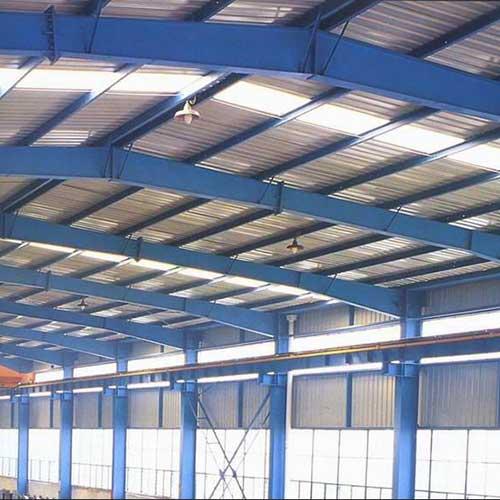如何养护钢结构的漆表面?