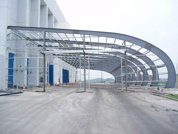 钢结构工程用什么方法可以防腐蚀?