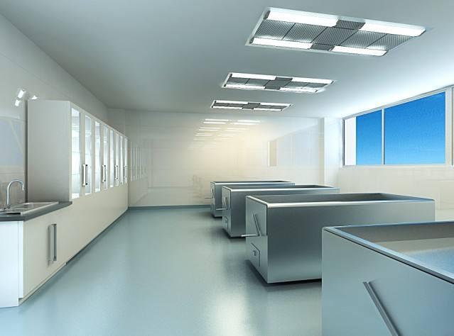 内蒙古洁净工程洁净室百级净化工作台的清洁方法详述