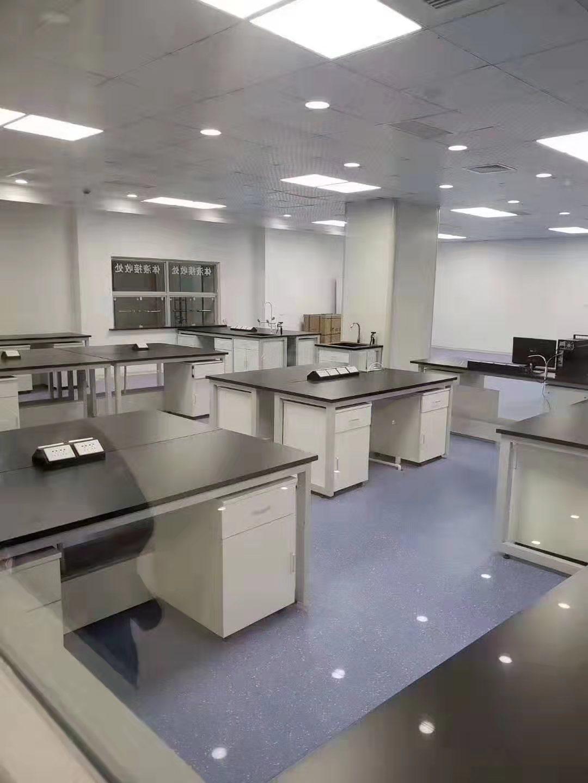 歐杰文包頭實驗室裝修設計合作案例-瑞科稀土冶金及功能材料國家工程研究中心