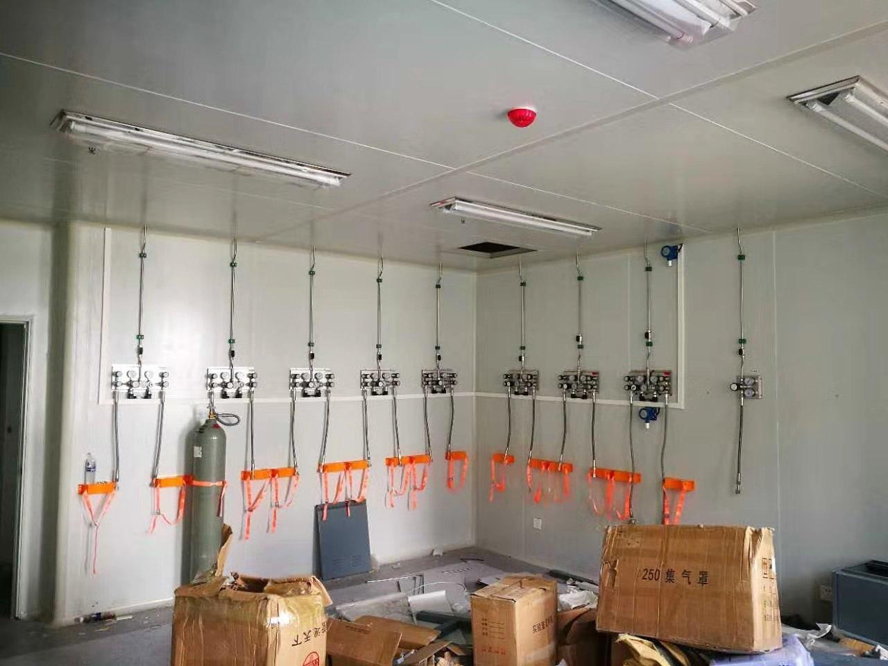 欧杰文内蒙古气路工程合作巴彦淖尔市农牧系统实验保障工程客户