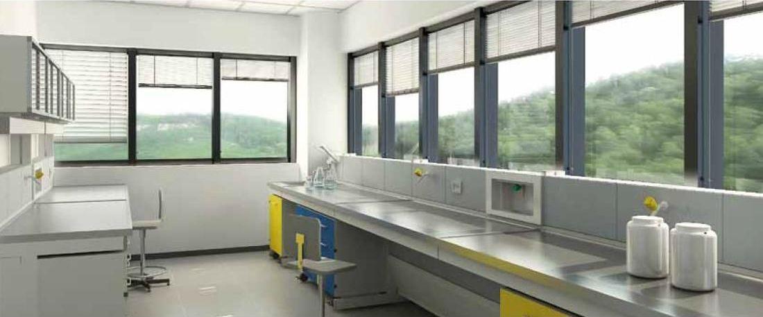 实验室装修设计具体分类及装修特征