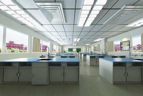 实验室装修设计需要哪些理念?