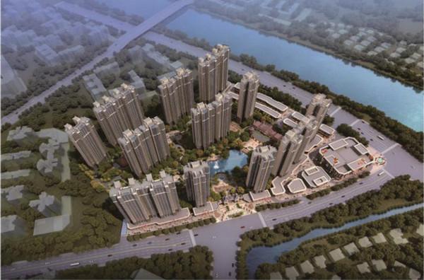河南大理石电梯门套厂家与锦绣华庭合作案例