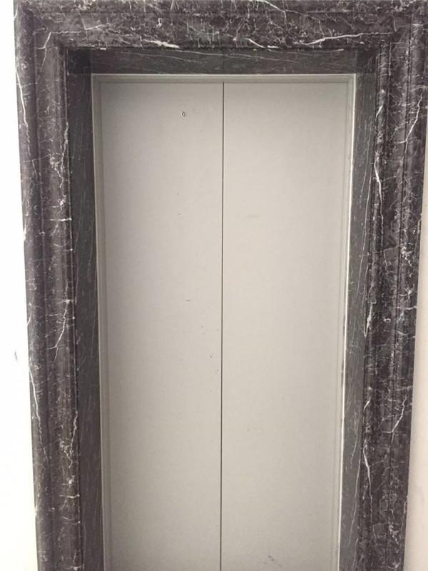 河南大理石电梯门套施工细节