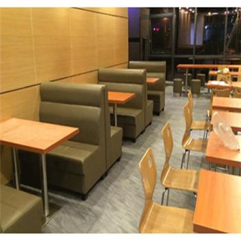 沙發卡座餐飲家具設計