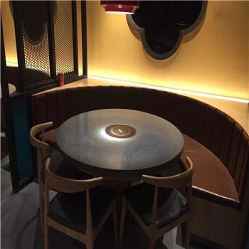 餐饮家具一般的形式与尺度色彩