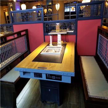 西安火鍋餐飲家具