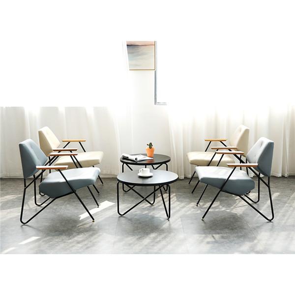 北歐甜品奶茶服裝店桌椅