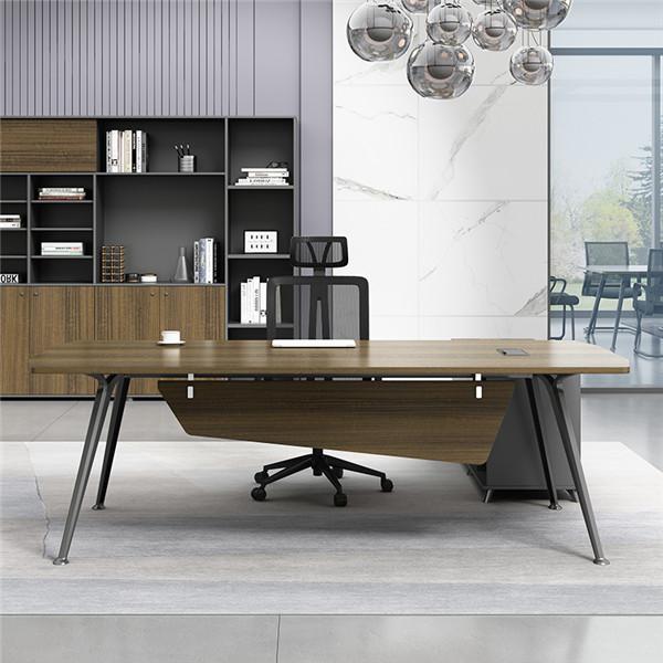 老板桌辦公桌簡約現代