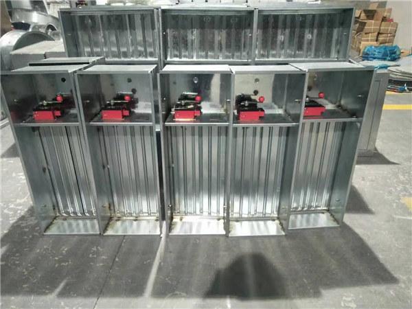 矩形风管管道与附件的制作验收安装有哪些相关的内容?