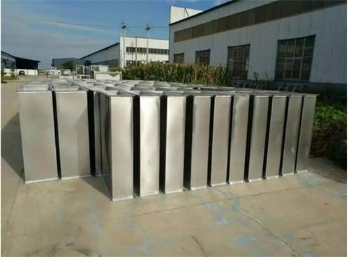 暖通工程风管安装施工工艺