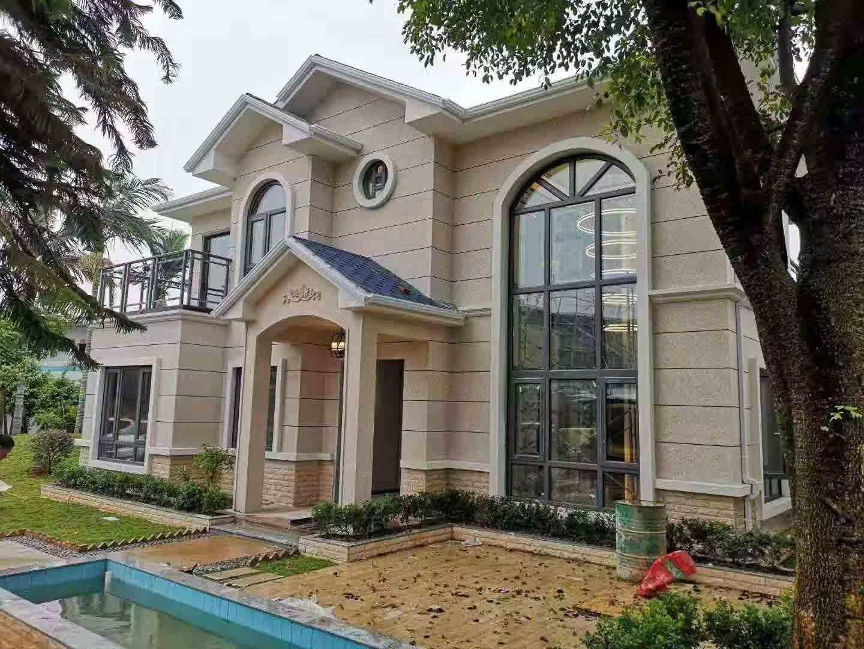 轻钢别墅房 适用范围广泛 造型皆可定制