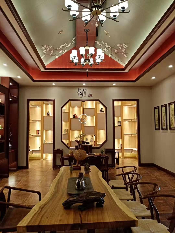 中式全屋整装定制设计 打造专属家居