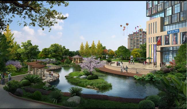 河南园林设计