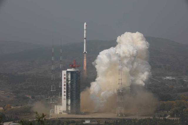祝贺!我国成功发射环境减灾二号01组卫星发射成功