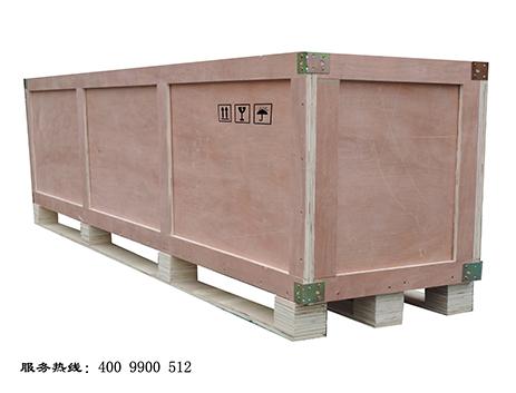 达州出口免熏蒸普通木箱