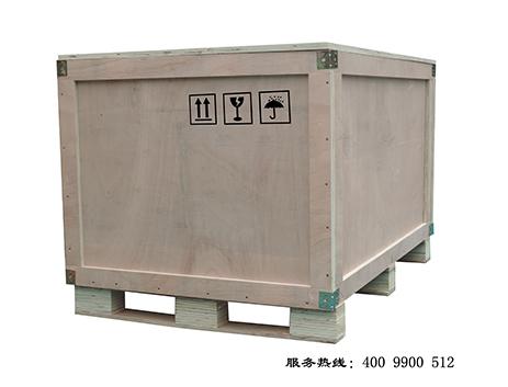 遂宁出口免熏蒸普通木箱