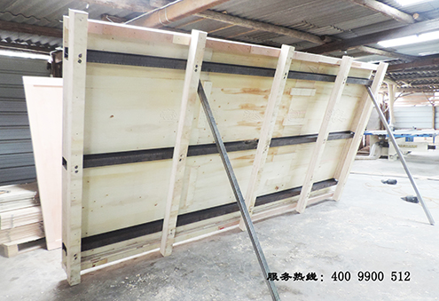眉山大型出口免熏蒸包装箱