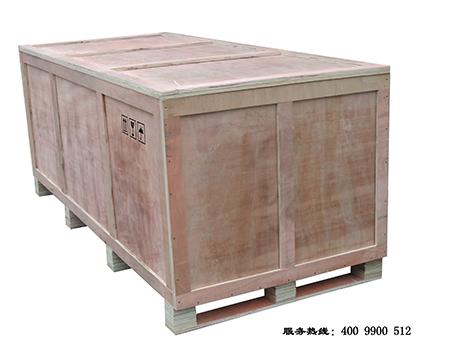 德阳出口运输普通木箱