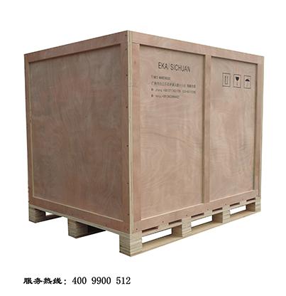 绵阳出口运输普通木箱