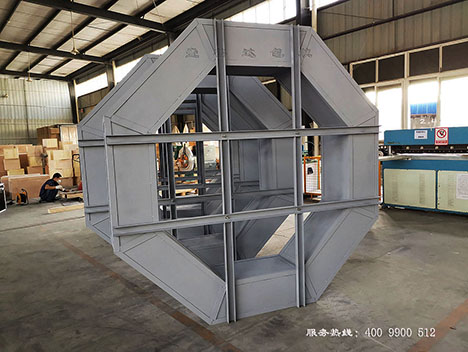 绵阳钢构箱
