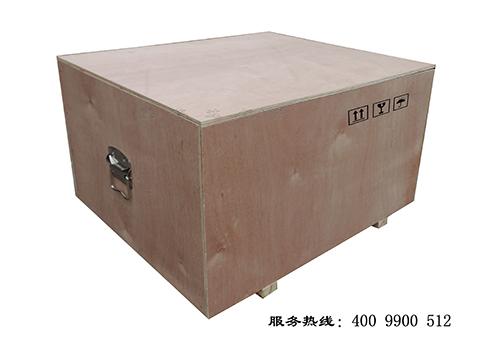 南充国内运输普通木箱
