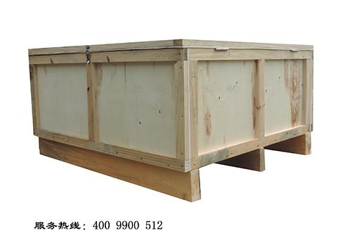 四川国内运输普通木箱
