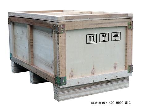 达州国内运输普通木箱