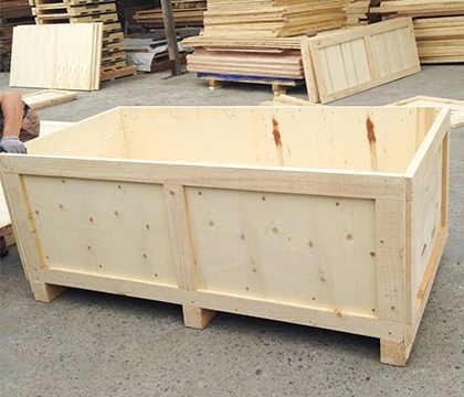 木箱包装在物流运输中的地位